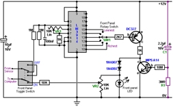 HHO EFIE schematic for o2 sensor